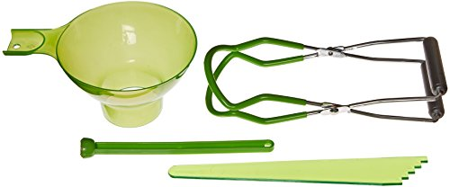 Ball Utensil Set for Preserving - for Safe and Easy Prep and Filling of Jars
