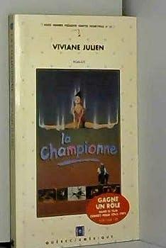 Mass Market Paperback La championne [French] Book