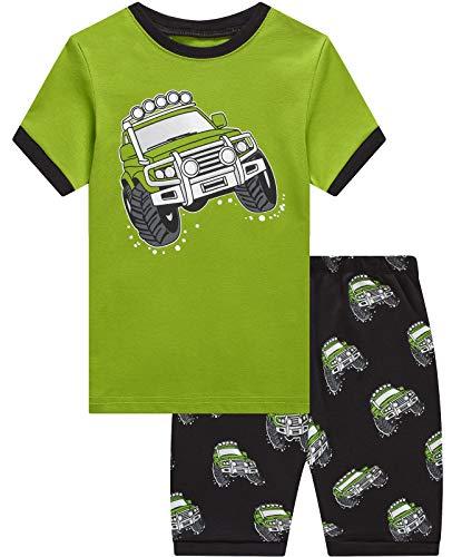 Dolphin&Fish Boys Pajamas Car S…