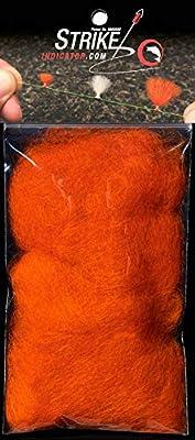 New Zealand Strike Indicator Wool - Orange
