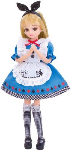 Licca in Wonderland Licca Kayama Clothing & Shoes [Toy] (japan import)