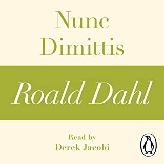 Nunc Dimittis (A Roald Dahl Short Story) cover art