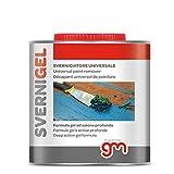 GM SVERNI GEL - Despintador universal de gel profesional para hierro, madera y pared - Elimina barnices, impregnantes y fondos (1)