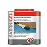 GM SVERNI GEL, Sverniciatore Universale in gel Professionale per ferro, legno e muro - Elimina vernici, impregnanti e fondi (1)