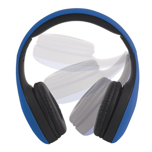 Intempo Faltbare Over-Ear-Kopfhörer blau