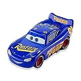 Pixar Cars 3 Rayo Mcqueen Jackson tormenta Mater 1:55 Diecast Metal de aleación Modelo de Coche de Juguete Niños Niños ( Color : Fabulous )