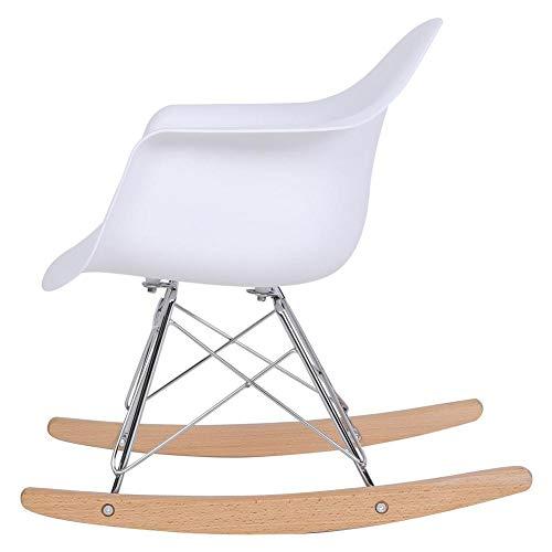 Miniliegestuhl,Kinder Lounge Chair bequemer Esszimmerstuhl für Kinder Schaukelstuhl - 50,00 * 43,00 * 30,00 cm