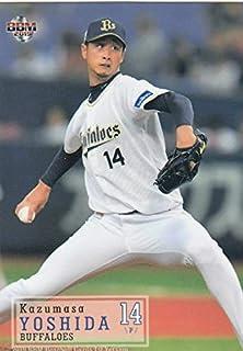 2019 BBMベースボールカード 084 吉田一将 オリックス・バファローズ (レギュラーカード) 1stバージョン...