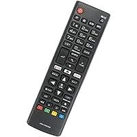 ALLIMITY AKB75095308 Control Remoto reemplazado por LG TV 28MT49S 32LJ610V 43UJ630V 43UJ634V 43UJ635V 43UJ651V 49UJ630V 49UJ634V 49UJ635V 55LJ615V 55UJ6307 60UJ6307 65UJ630V 65UJ634V 75UJ675V