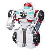 Transformers Playskool Heroes Rescue Bots Academy Medix der Arzt-Bot, verwandelbarer Spielzeug-Roboter, 15 cm große Action-Figur, Spielzeug für Kinder ab 3 Jahren