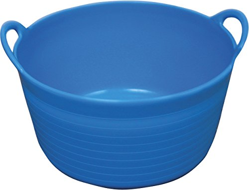 EKKIA HIPPO-TONIC Flexi-Eimer, 12 Liter, blau