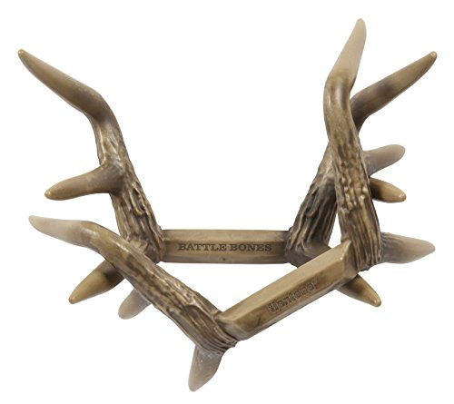 FlexTone Battle Bones Whitetail Rattling Horns