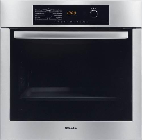 Miele H 5141 B Einbau-Elektro-Backofen / A / Edelstahl/CLST / PerfectClean / Klimagaren