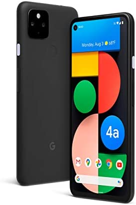Google Pixel 4a with 5G Android Phone New Unlocked Smartphone with Night Sight and Ultrawide product image