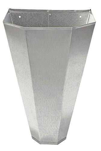 MILLER RC2 957783 Poultry Steel Restraining Cone, Medium, Galvanized (1 cone)