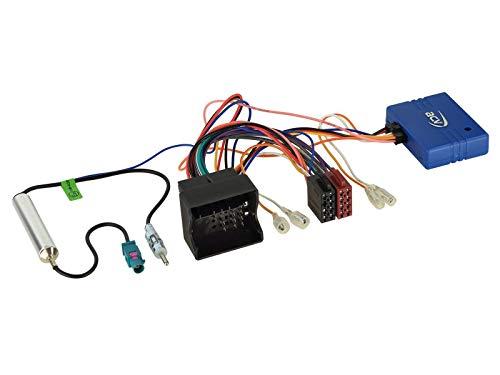 ACV CAN-Bus Kit VW Gruppe Quadlock > ISO/Antenne > DIN