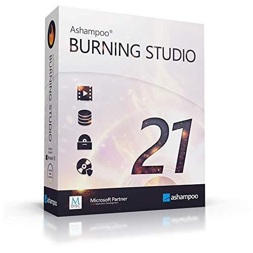 Burning Studio 21 Windows (Product Keycard ohne Datenträger)