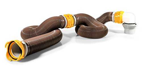 Camco 39634 20' Revolution Swivel Sewer Hose Kit