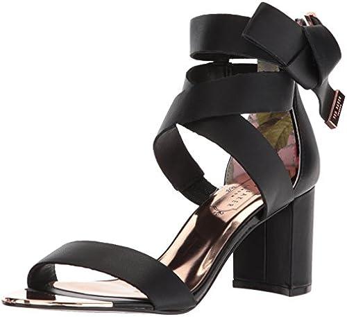 Ted Baker damen& 039;s Peyepa Sandal, schwarz, 7 B(M) US