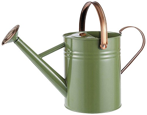 Gardman Regadera Vintage de Metal de 4,5 litros (1 galón) (Tweed)
