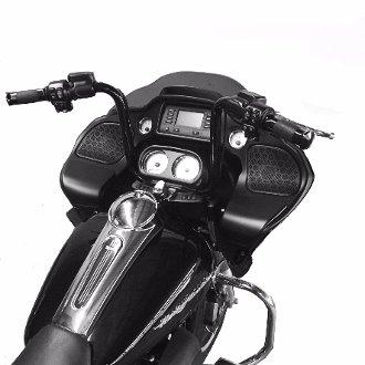 "13"" X 1 1/4"" 2015-2021 Road Glide Road 6 Customs Standard Apes-gloss black"