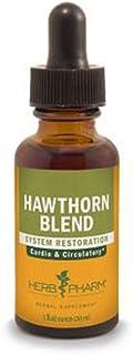 Hawthorn Blend, 4 oz by Herb Pharm (Pack of 2)