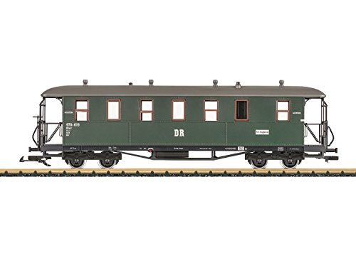Fantastic Deal! LGB L36354 Model Railway Waggon, Multi-Colour