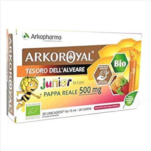 Arkoroyal Pappa Reale Bio 20 Fiale