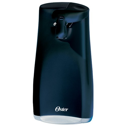 Oster 3126 Tall Can Opener, Black