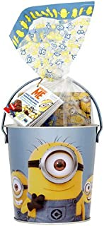 Minions Easter Activity Bucket and Milk Chocolate Eggs 100G