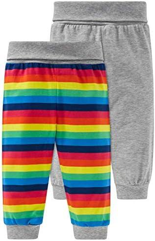 Schiesser uniseksbaby pyjamabroek Multipack 2pack Hosen lang
