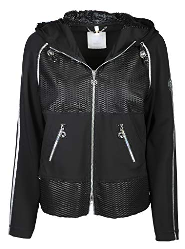 Sportalm Damen Sweatjacke Größe 40 EU Schwarz (schwarz)