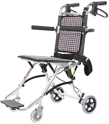 Standaard Walkers Walking Aid wandelstok Uitgeschakeld Ouderen Vouwen Lichtgewicht Draagbare Aluminium Hand Duw Rolstoel Wandelen Frames