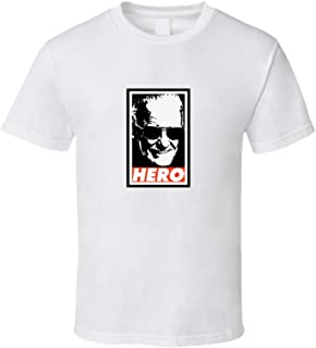Stan Lee Hero Tribute Memorial Comic Creato T Shirt