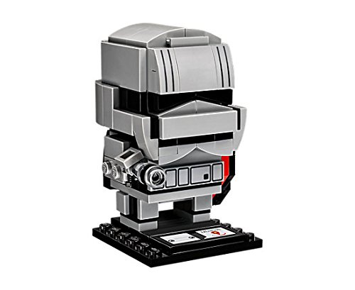 Lego- Exc Brickheadz Star Wars Captain Phasma, 41486