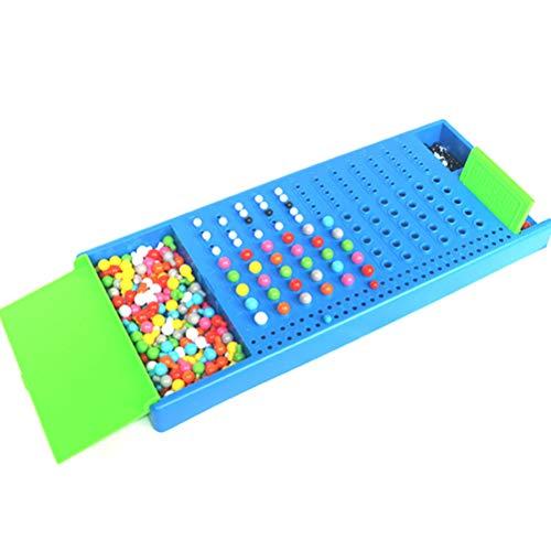 Parkomm Mastermind Game, Brettspiel Einfaches Strategiespiel Kinder, Code Finder Denkspiel Kinder Spielzeug Familienfeier Geschenk für Kinder