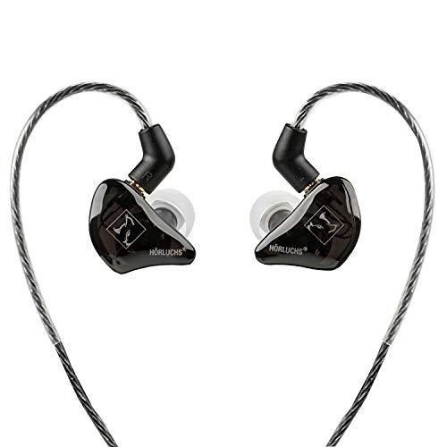 HÖRLUCHS ® Easy UP Ergonomischer In-Ear Kopfhörer - HighEnd Monitoring