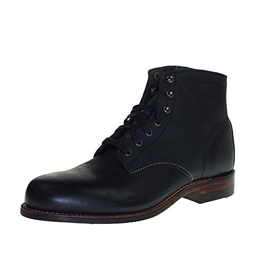 WOLVERINE 1000 MILE Men - Boots MORLEY - black, Schuhgröße:EUR 43