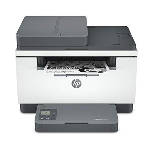 HP LaserJet MFP M234sdw Wireless Black & White All-in-One Printer, with Fast 2-Sided Printing (6GX01F)