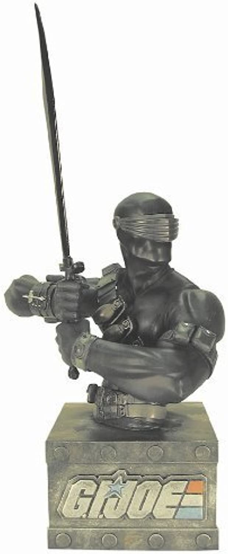 G.I. Joe  Snake Eyes Resin Mini Bust by G. I. Joe