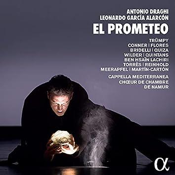 Antonio Draghi & Leonardo García Alarcón: El Prometeo