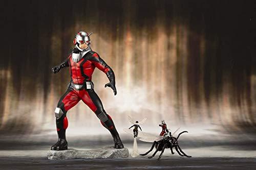 Avengers Ant-man And The Wasp Marvel Comics - Artfx+ Statue Kotobukiya Kotobukia
