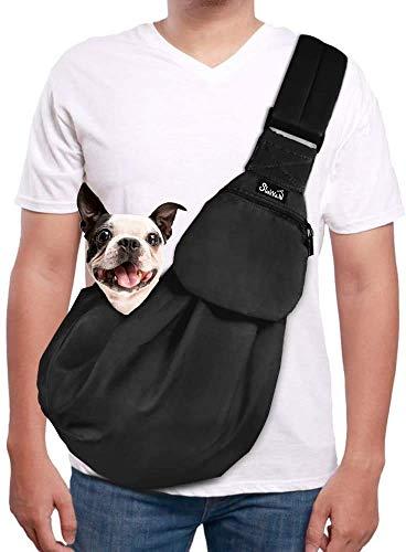 SlowTon Bandolera para Perro, Pet Carrier Dog Puppy Hand Sling para Cachorros Bandolera...
