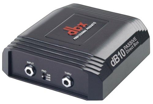 DBX DB10 Passieve DI-Box
