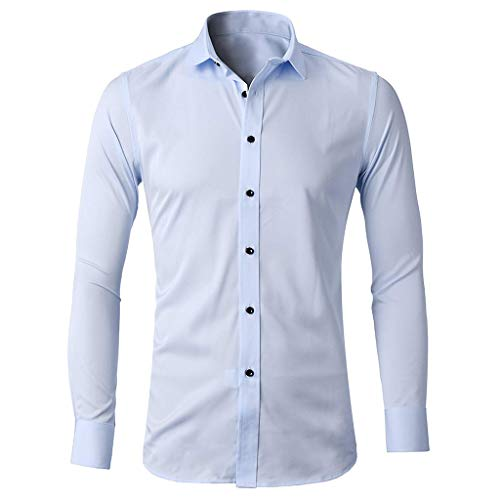 manadlian Sweats à Capuche Homme T-Shirts à Manches Longues pour Hommes Sweatshirt à Capuche avec Poches Chemises Pull Patchwork Tops Veste Hiver Outwear