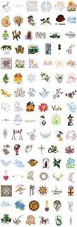 OESD C&C Treasure Chest of Embroidery Machine Designs CD Vol. 2 100 DESIGNS