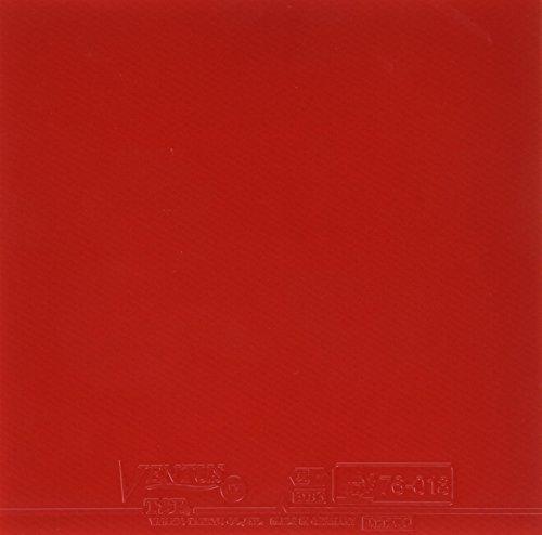 TSP Ventus Soft - Recubrimiento para paletas de ping pong rojo rojo Talla:max.