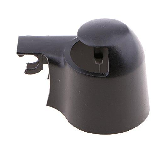 Gazechimp 1Pc Hintere Seite Scheibenwischer Abdeckung Kappe für Autos, 6Q6955435D