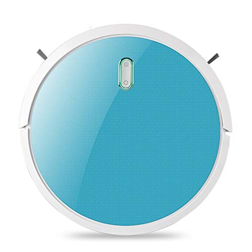 Lowest Prices! GYTK Vacuum Cleaner Robot Vacuum Cleaner 1400PA for Home Central Brush Dry Wet Water ...