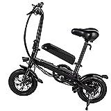 BANGNA Wheel Scooter, Patinete eléctrico, Potencia máxima de 350 W, Batería Intercambiable, autonomía ilimitada hasta 60 km, Ruedas Tubeless antirreventón de 12'